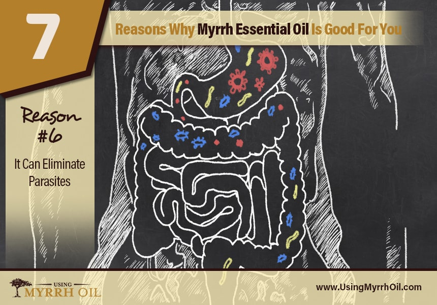 what can you use myrrh oil for