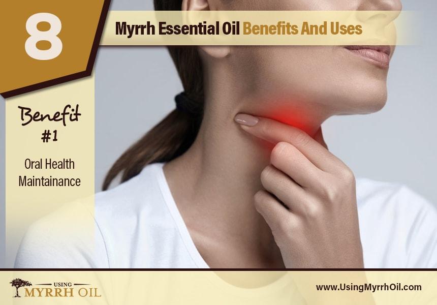 myrrh oil for health