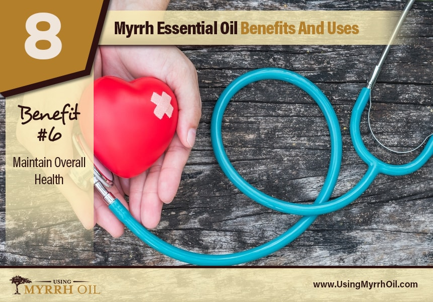 myrrh oil uses