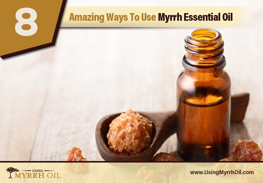 myrrh oil for health
